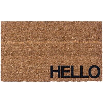 Sommers Hello Doormat