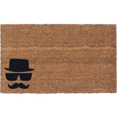 Surveillance Doormat