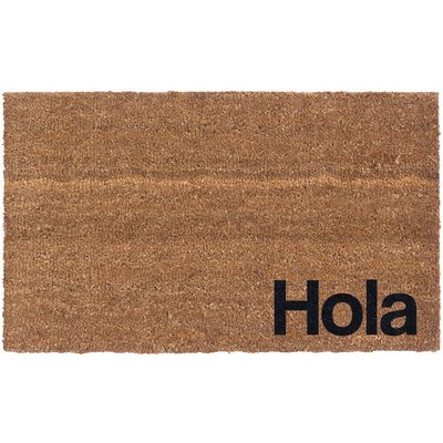 The Hola Doormat