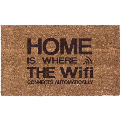 Automatic Wifi Doormat