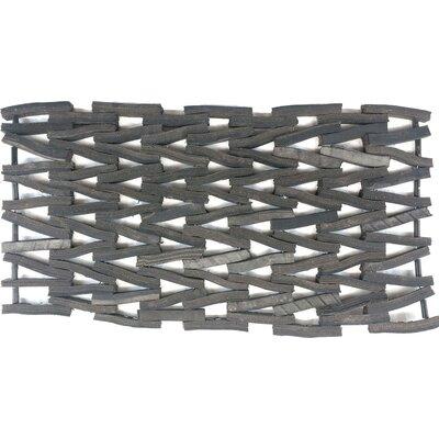 Herringbone Link Doormat