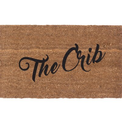The Crib Doormat