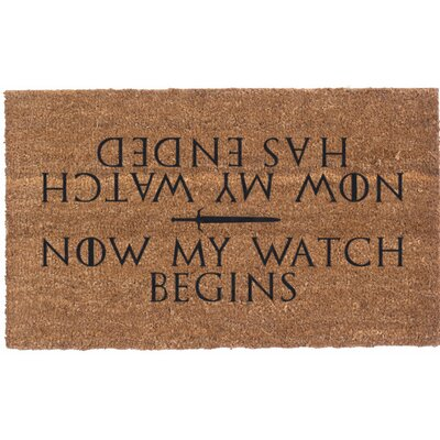The Watch Doormat