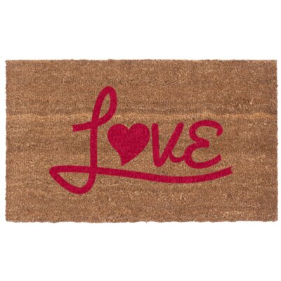 Home Love Door Mat