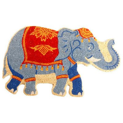 Indian Elephant Doormat