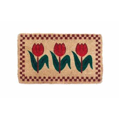 Tulips Doormat