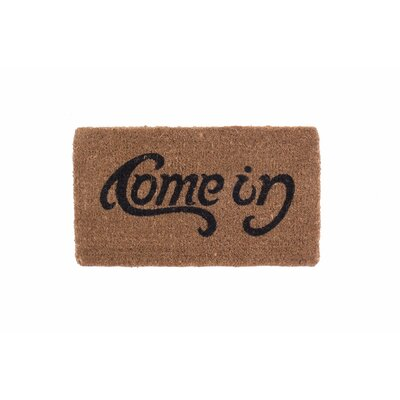 Symerton Come in Go Away Doormat