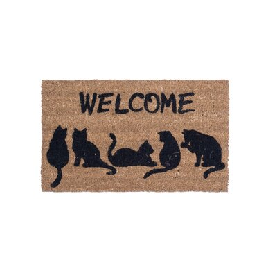 Cats Tail Doormat