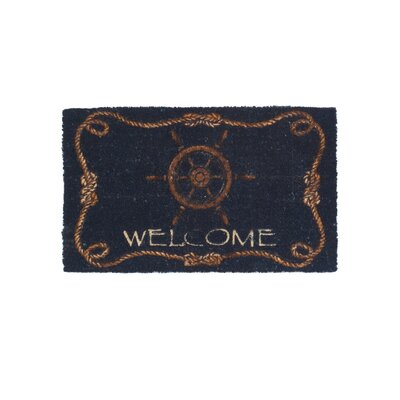 Ships Wheels Doormat