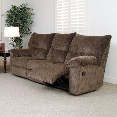 Double Reclining Sofa Upholstery: Gazette Basil