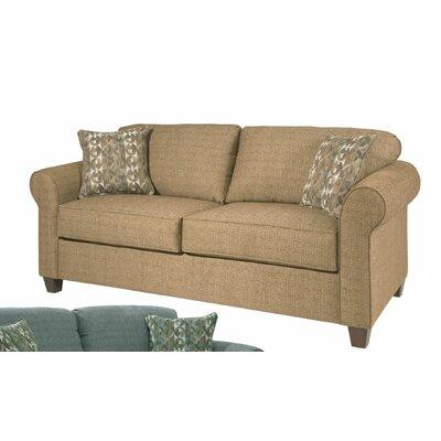 Serta Upholstery Sleeper Sofa - Color: Munchkin Amber / Extinction Multi