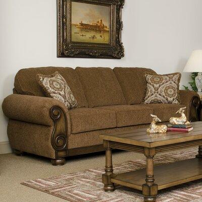 Sofa Upholstery: Pickpocket Brazil / Manchester Spa