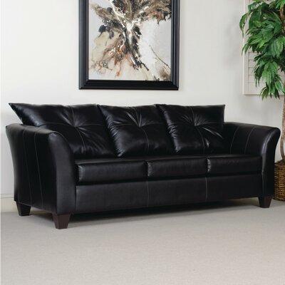 Sofa Upholstery: San Marino Ebony