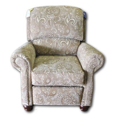 Serta Upholstery Recliner III - Fabric: Victoria Cream