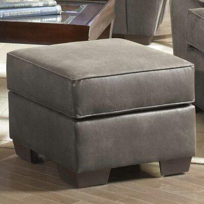 Ottoman Upholstery: Laramie Charcoal
