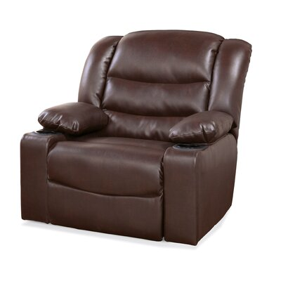 Recliner Upholstery: Bomber Chocolate