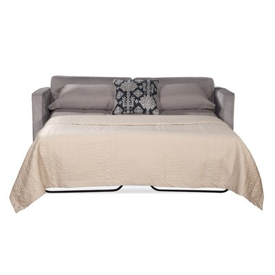 Willa Arlo Interiors WRLO6337 Serta Upholstery Cia Sleeper Loveseat