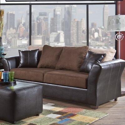 1475S01 XSQ2023 Serta Upholstery San Marino Loveseat
