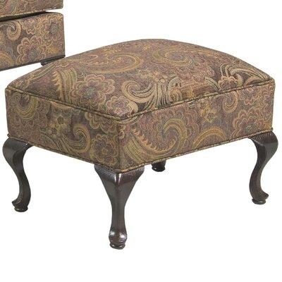 Ottoman Upholstery: Silas Ebony