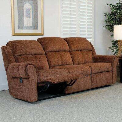 9950DRS04 XSQ1774 Serta Upholstery Double Reclining Sofa