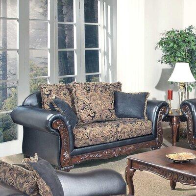 7685FRLS08 XSQ1417 Serta Upholstery Upholstered Loveseat