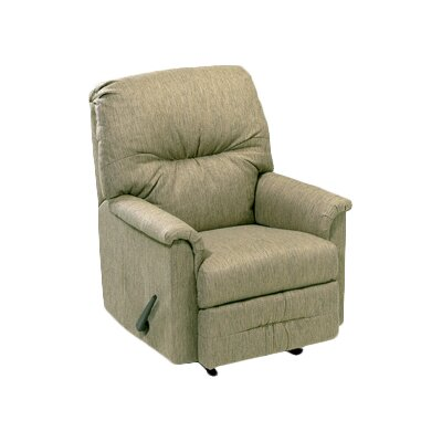 Reo Manual Rocker Recliner Upholstery: Radar Tan