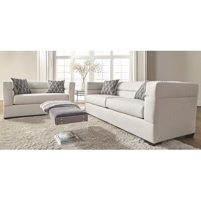 Elan Upholstery Sofa Upholstery: Arizona Oyster