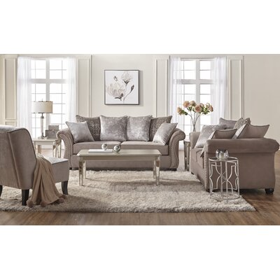 Agnes Upholstery Living Room Collection