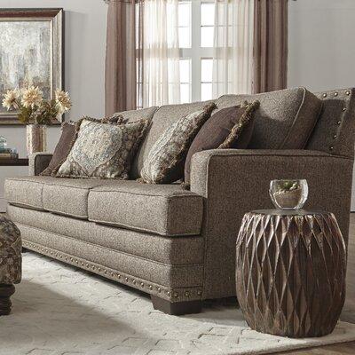 Currahee Upholstery Sofa Upholstery: Malibu Canyon Oatmea