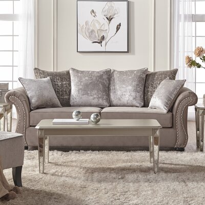 Agnes Upholstery  Sofa