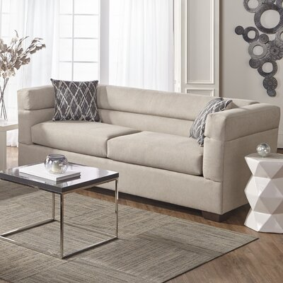 Elan Upholstery Sofa Upholstery: Arizona Putty