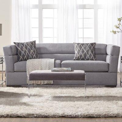 Elan Upholstery Sofa Upholstery: Arizona Smoke