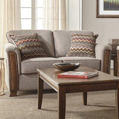 Allmon Upholstery Sofa Upholstery: Social Mushroom