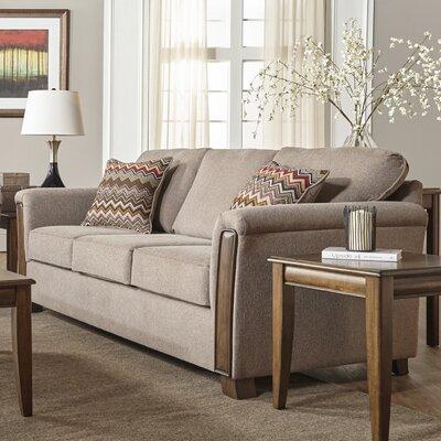 Allmon Sofa Upholstery: Social Linen