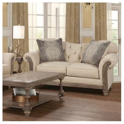 Aries Upholstery Loveseat