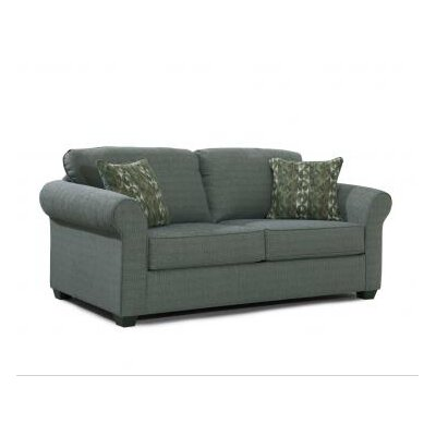 Serta Upholstery Full Sleeper Upholstery: Burbank Dusk / Dana Point One