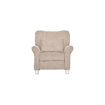 Recliner Upholstery: View Taupe