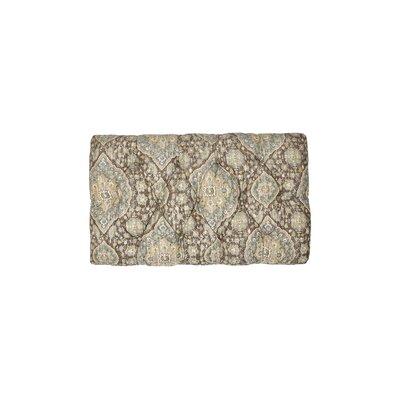 Serta Upholstery Ottoman Upholstery: Tapestry Ocean Cliff