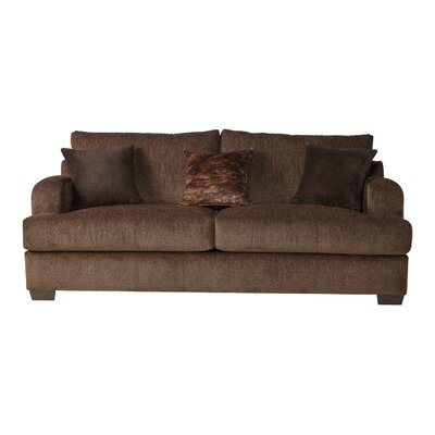 Handler Sofa Upholstery: Bronco Sable/Coffee