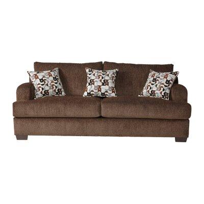 Handler Sofa Upholstery: Bronco Sable/Brown