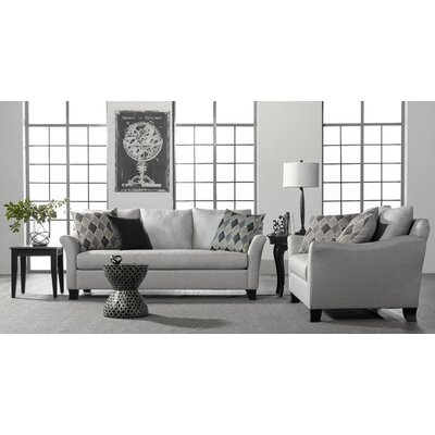 Alvah 2 Piece Configurable Living Room Set