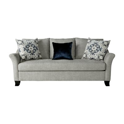Alvah Sofa Upholstery: Lilou Heather