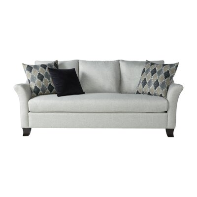 Alvah Sofa Upholstery: Sonoma Silver