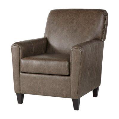 Hammitt Armchair Upholstery: Sunny Flannel, Size: 39 H x 31 W x 39 D