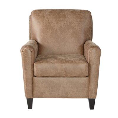 Hammitt Armchair Upholstery: Jetson Ginger, Size: 40 H x 31 W x 40 D