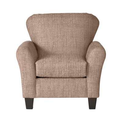 Allan Armchair Upholstery: Folio Heather