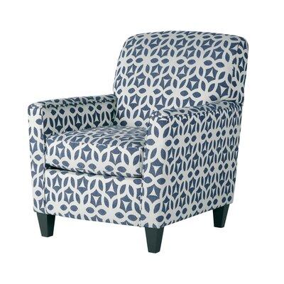 Corriveau Armchair Upholstery: Forte Navy