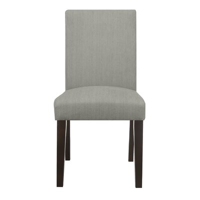 Liam Upholstered Dining Chair Color: Austin Fawn