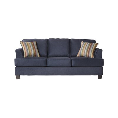 Perlman Sleeper Sofa Upholstery: Denim Vintage