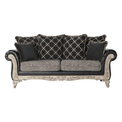 Meachum Ebony Configurable Living Room Set